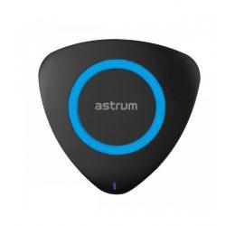 Astrum CW200 Qi 2.0 töltő 5W, fekete-kék