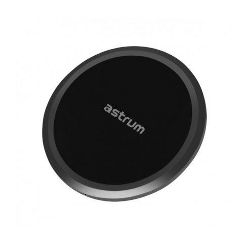 Astrum CW250 Qi 2.0 töltő 10W, fekete