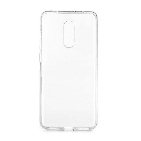 Xiaomi Mi 8 átlátszó vékony szilikon tok