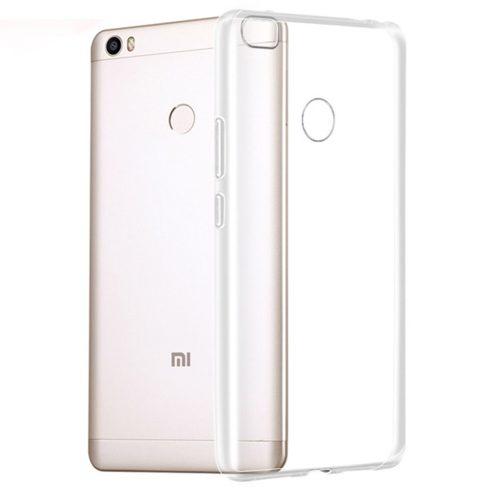 Xiaomi Mi Mix 2 átlátszó vékony szilikon tok