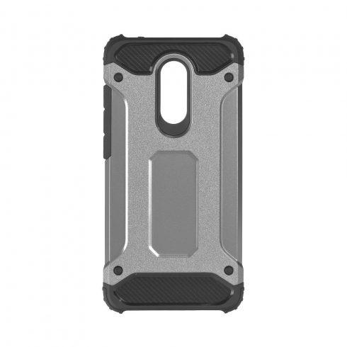 Forcell Armor Xiaomi Redmi 5 Plus ütésálló tok, szürke