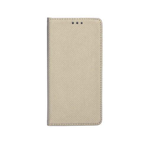 Smart Case Xiaomi Mi A2 Lite (Redmi 6 Pro) oldalra nyíló könyv tok, arany