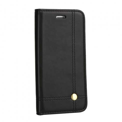 Prestige Xiaomi Pocophone F1 mágneses oldalra nyíló könyv tok, fekete