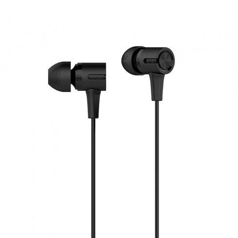 UiiSii U7 Premium Sound In-ear fülhallgató 3,5mm, fekete