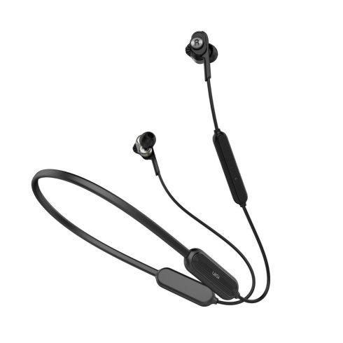 UiiSii BN60 Dual Dynamic Driver Bluetooth sztereó fülhallgató, fekete, vízálló