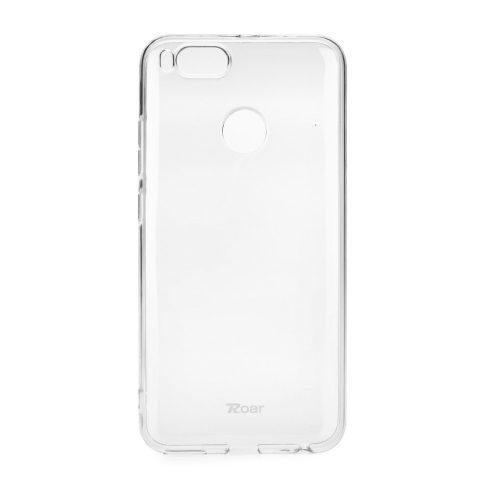 Jelly Case Roar Xiaomi Mi 8 Lite átlátszó, hőelvezetős szilikon tok