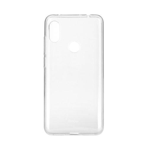 Jelly Case Roar Xiaomi Mi 9 átlátszó, hőelvezetős szilikon tok