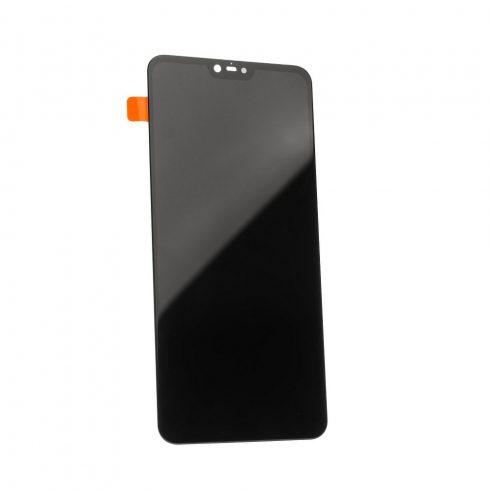 Xiaomi Mi 8 Lite fekete LCD EQ kijelző érintővel