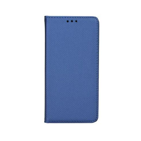 Smart case Xiaomi Mi 9 SE oldalra nyíló könyv tok, kék