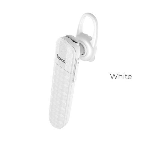 HOCO E25 Mystery 4.2 bluetooth sztereó headset, fehér