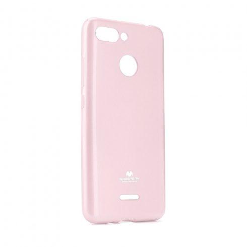 Jelly Case Mercury Xiaomi Mi 9 TPU tok, pink