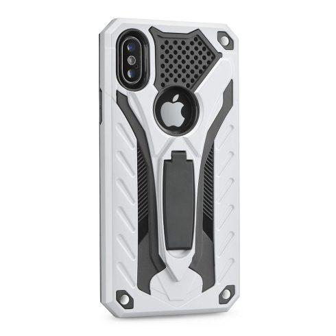 Forcell Phantom Xiaomi Redmi 7 ütésálló tok, ezüst