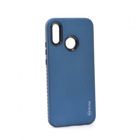 Roar Rico Xiaomi Redmi Note 7 / Note 7 Pro ütésálló csúszásgátlós prémium tok, kék