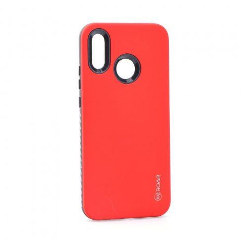 Roar Rico Xiaomi Redmi Note 7 / Note 7 Pro ütésálló csúszásgátlós prémium tok, piros