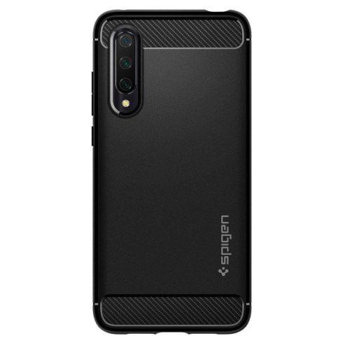 SPIGEN Rugged Armor Xiaomi Mi 9 Lite tok, fekete