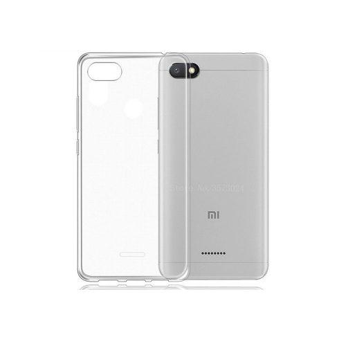 Xiaomi Redmi 6A átlátszó vékony szilikon tok