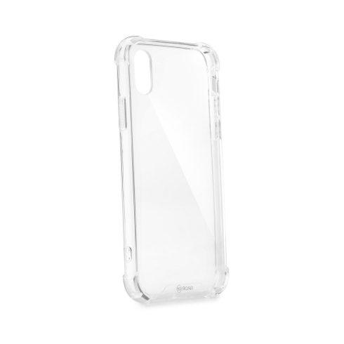 Jelly Case Roar Xiaomi Redmi Note 9 Pro átlátszó, ütésálló szilikon tok