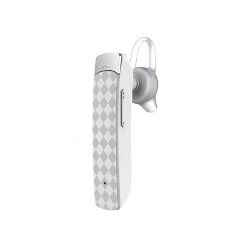 Astrum ET200 BT 4.1 multipoint bluetooth headset töltőkábellel, fehér