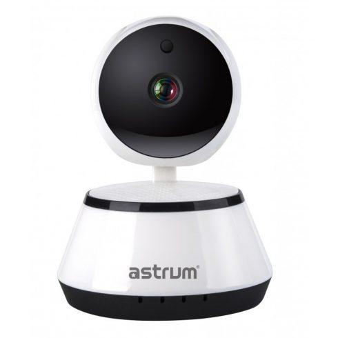 Astrum IP100 fehér forgatható biztonsági IP kamera