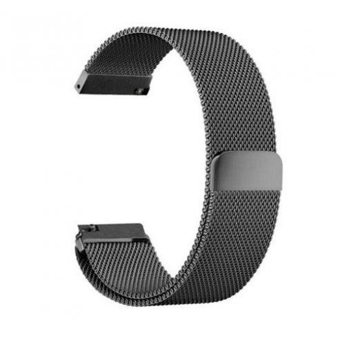 Xiaomi Amazfit Stratos (Pace 2) okosórához cserélhető fém szíj, két színben