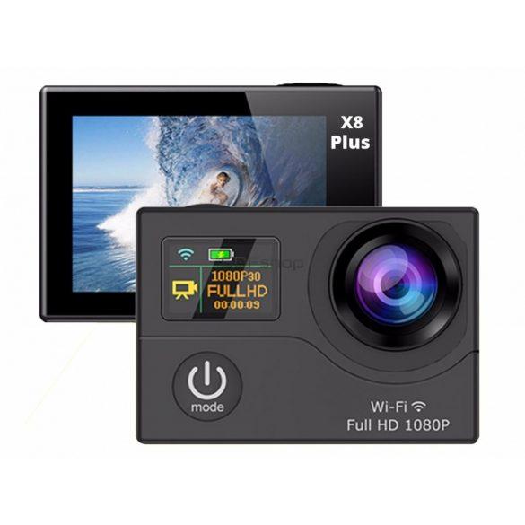 ConCorde SportCam X8 Plus wifi akciókamera/sportkamera