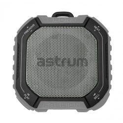 Astrum ST190 szürke kültéri IP68 bluetooth 3.0 hangszóró mikrofonnal (kihangosító)