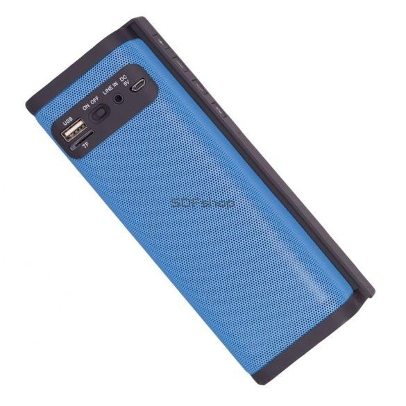 Astrum ST200 kék kültéri bluetooth hangszóró mikrofonnal (kihangosító)
