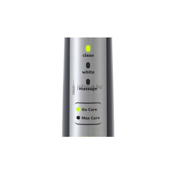 Philips Sonicare FlexCare HX6972/38 szónikus elektromos fogkefe, dupla csomag, fekete