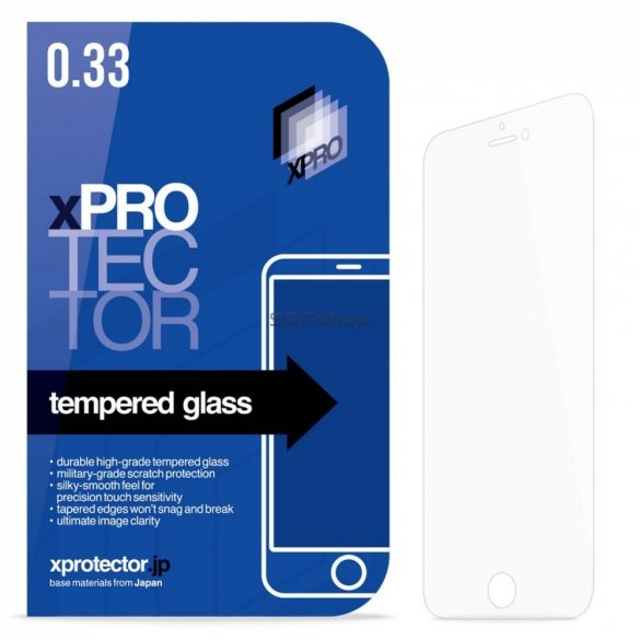 Xpro Kijelzővédő Üveg 0.33, Xiaomi Mi2A