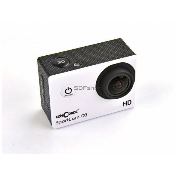 ConCorde SportCam C8 akciókamera/sportkamera