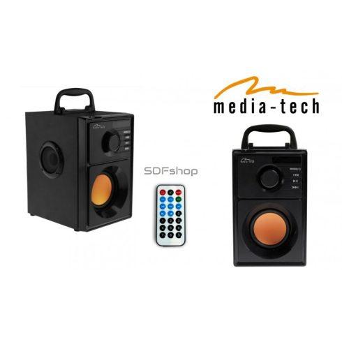 Media-Tech MT3145 Boombox BT bluetooth hangszóró