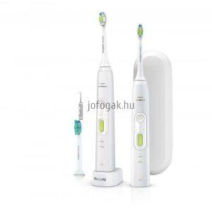 Philips Sonicare HealthyWhite+ HX8923/34 szónikus elektromos fogkefe, dupla csomag