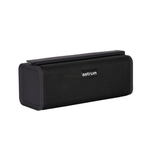 Astrum ST200 fekete kültéri bluetooth hangszóró mikrofonnal (kihangosító)